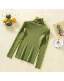 Bluza - cod 0055 - verde