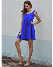 Rochie - cod 2255 - cer albastru
