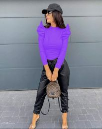 Bluza - cod 2838 - 4 - violet
