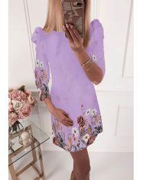 Rochie - cod 240 - violet deschis