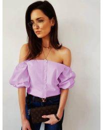 Bluza - cod 243 - violet