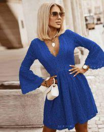 Rochie - cod 6239 - cer albastru