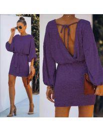 Rochie - cod 940 - violet