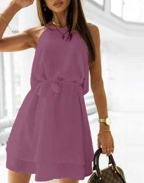 Rochie - cod 9968 - violet închis