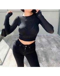 Bluza - cod 8750 - negru