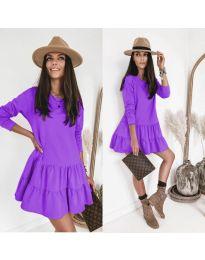 Rochie - cod 8486 - violet