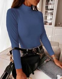 Bluza - cod 6087 - cer albastru
