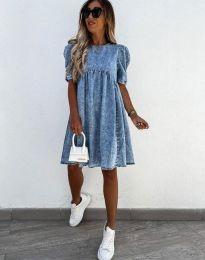 Rochie - cod 0617 - 1 - cer albastru