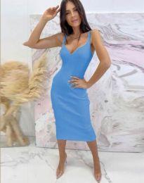 Rochie - cod 10033 - albastru