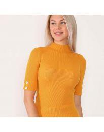 Bluza - cod 2938 - portocaliu