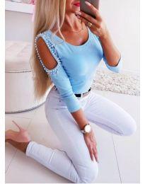 Bluza - cod 3272 - cer albastru