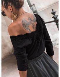Bluza - cod 188 - negru