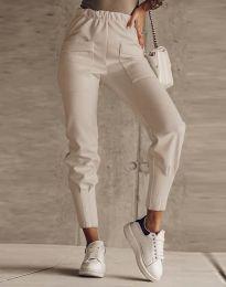 Pantaloni - cod 2252 - bej