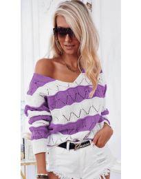 Bluza - cod 8689 - violet