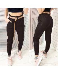 Pantaloni - cod 6329 - 3 - negru