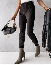 Pantaloni - cod 3987 - negru