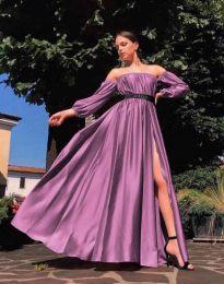 Rochie - cod 1879 - violet închis