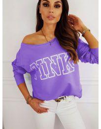 Bluza - cod 5464 - violet
