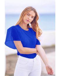 Tricou - cod 527 - cer albastru