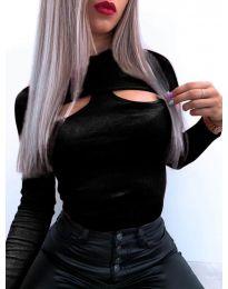 Bluza - cod 1412 - negru