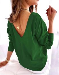 Bluza - cod 5173 - verde