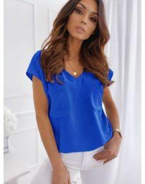 Tricou - cod 920 - albastru