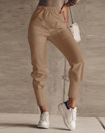 Pantaloni - cod 2252 - maro