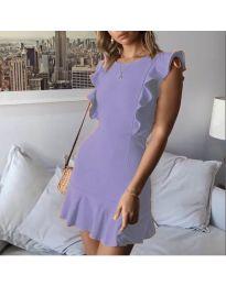 Rochie - cod 548 - violet