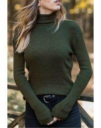 Bluza - cod 518 - verde unt