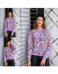 Bluza - cod 1471 - 1 - violet