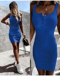Rochie - cod 9458 - cer albastru