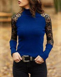 Bluza - cod 35288 - 2 - cer albastru