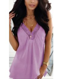 Top - cod 596 - violet deschis