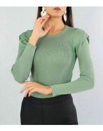 Bluza - cod 374 - verde