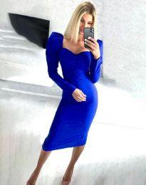 Rochie - cod 3865 - cer albastru