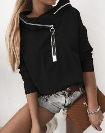 Bluza - cod 48533 - negru