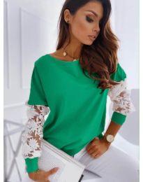 Bluza - cod 4426 - verde