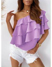 Top - cod 0141 - violet