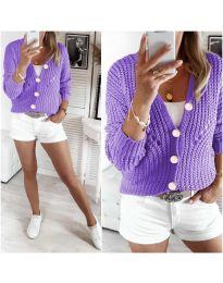 Cardigan - cod 783 - violet