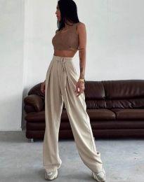 Pantaloni - cod 1428 - 1 - bej
