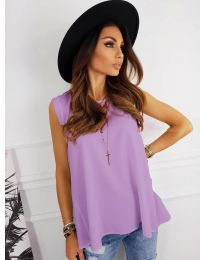 Top - cod 4598 - violet
