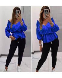 Bluza - cod 7771 - cer albastru