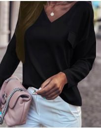 Bluza - cod 0802 - negru