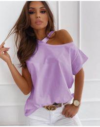 Bluza - cod 804 - violet deschis