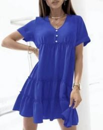 Rochie - cod 7205 - cer albastru