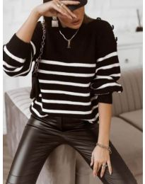Bluza - cod 9525 - negru