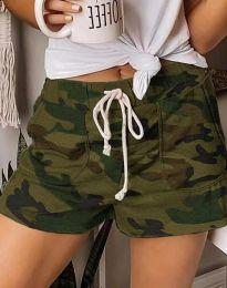 Pantaloni scurți - cod 0251 - 1 - camuflaj