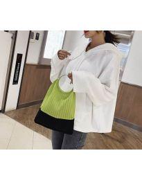 Geantă - cod 525 - verde-neon