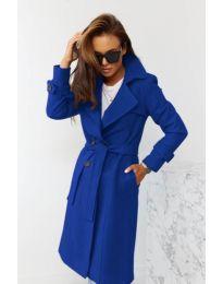 Palton - cod 1500 - cer albastru