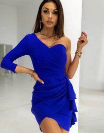 Rochie - cod 5543 - cer albastru